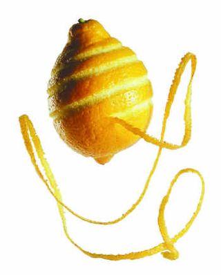 Lemon-skin
