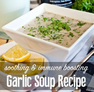 Garlic-soup-recipe-soothing-and-immune-boosting