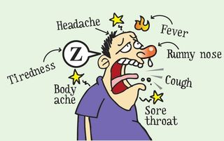 Flu-like-symptoms
