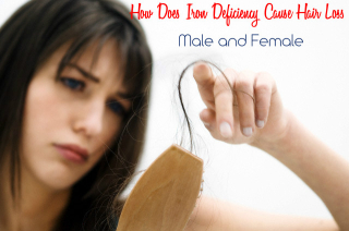 Iron-Deficiency-Hair-Loss