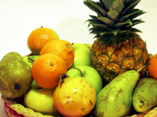 Stressed Fruits & Veggies